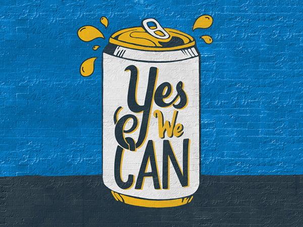 شعار تبلیغاتی Yes We Can | Sean Cowie