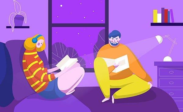 خسته شدن از کتابخوانی تمرکز نداشتن در مطالعه Reading time By: Ani