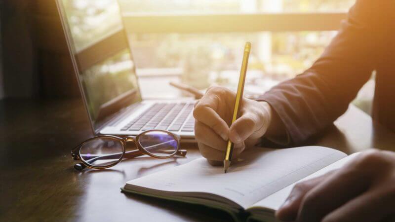چطور نوشتن را شروع کنم؟