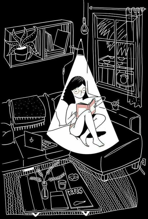 درمان با خواندن یا چطور با کتابخوانی توسعه فردی پیدا کنیم؟