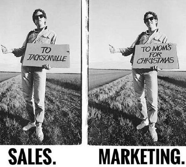 تبلیغات محصول با کلمه شروع میشود