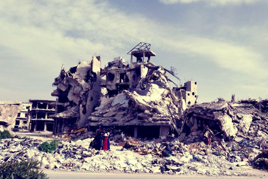 خاطرات سفر سوریه