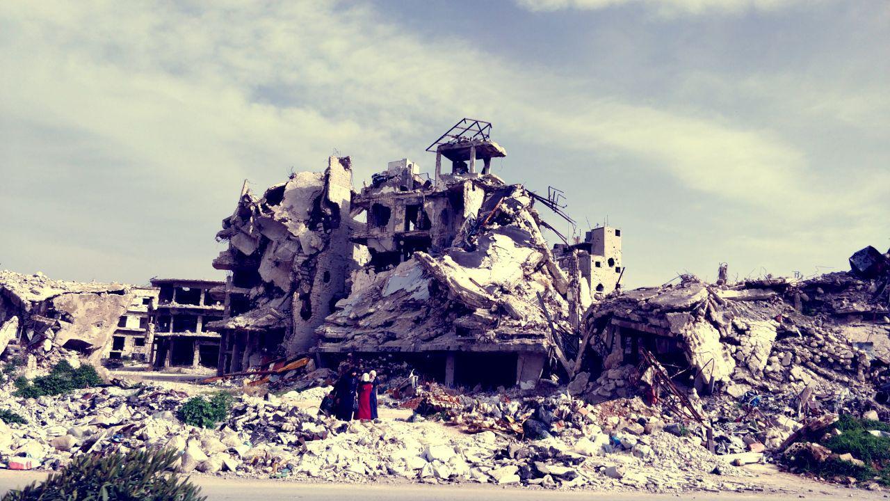 رفتم تا بجنگم | خاطرات سفرِ سوریه (بخش اول)