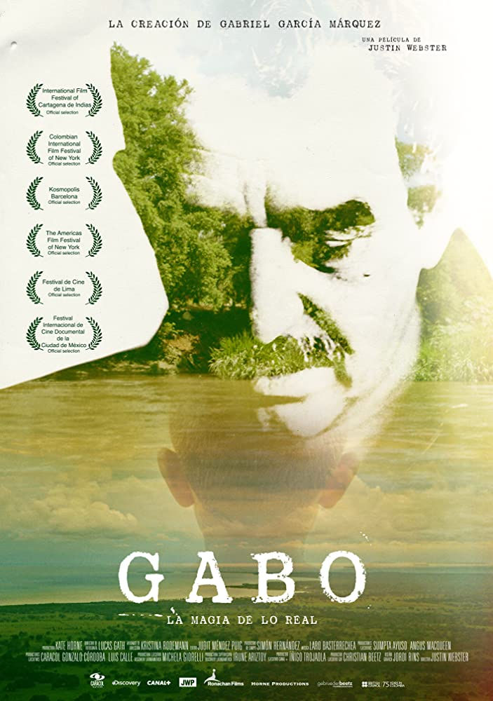 یک فیلم مستند درباره نویسندگی و زندگی گابریل گارسیا مارکز به نام گابو و بذرهای دوران کودکی