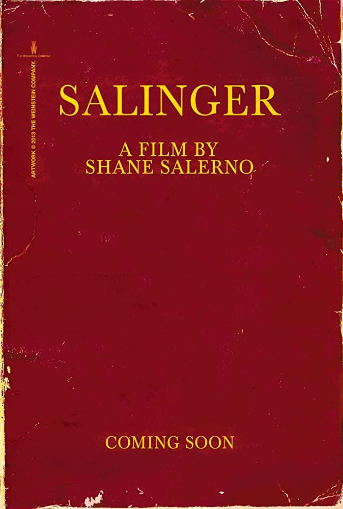 پوستر فیلمی مستند درباره نویسنده، سلنجر