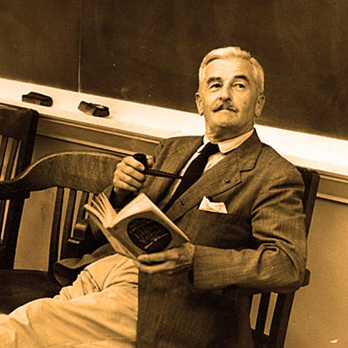 شغل نویسنده ویلیام فاکنر قبل از شهرت چه بود؟ فاکنر پستچی بود